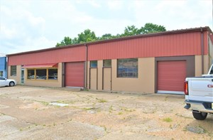 COMMERCIAL STORE FRONT AND WAREHOUSE SPACE FOR SALE SW MS