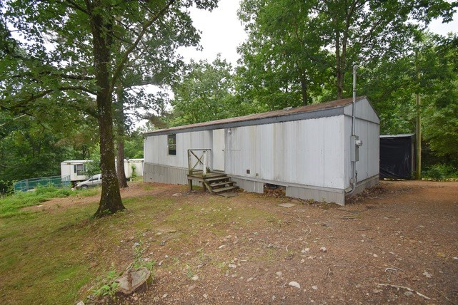 Mobile home on .57 Acre 2 bedroom 1 bath $30,000