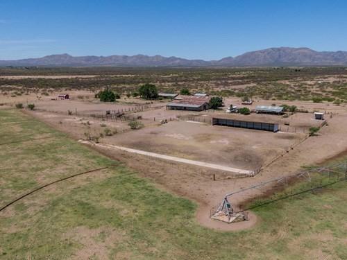 240+/- Ranch, McNeal, AZ$1.1M**Motivated Seller-Make Offer**