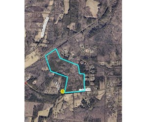 41+/- Unrestricted acres for sale near Lake Norman in NC!