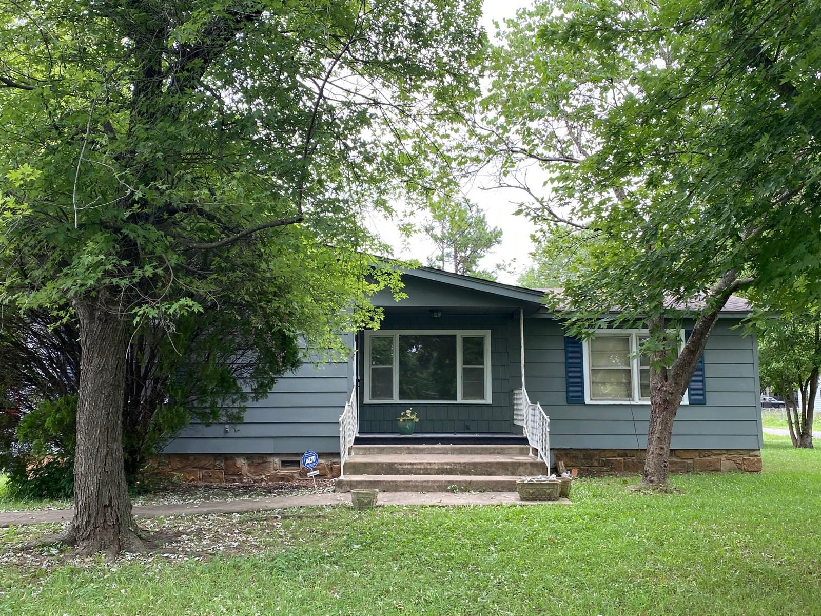 Home for sale Wilburton, Oklahoma