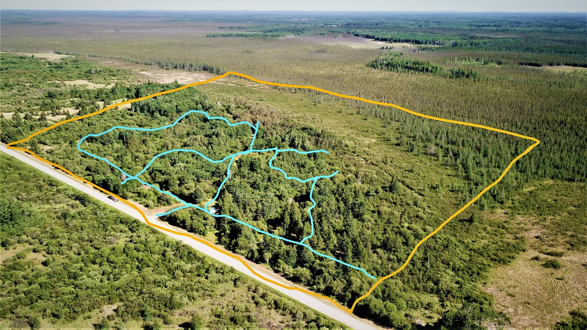 40 Acre Hunting Property in St. Louis County, MN!
