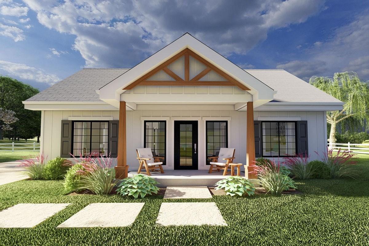 Farmhouse Home For Sale in AR
