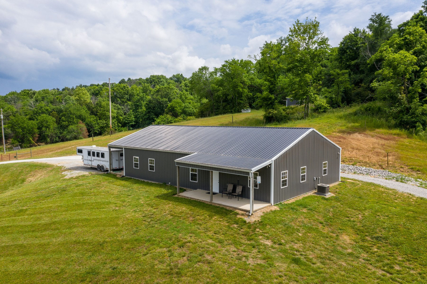 Tennessee Farm with Acreage for Sale in Giles County