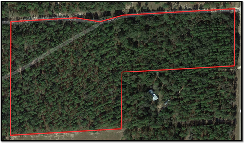 14± Acres - VACANT LAND FOR SALE