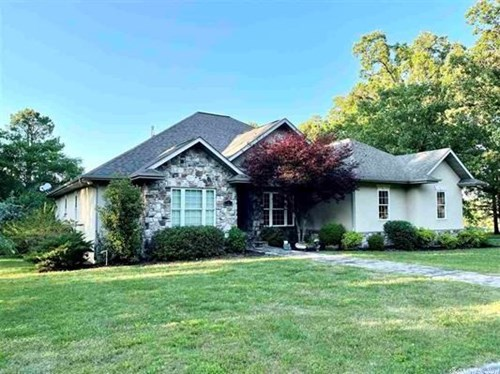Country Estate with guest cottage for sale Salem, AR