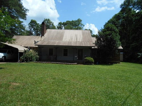 Country Home For Sale Amite County Liberty Mississippi