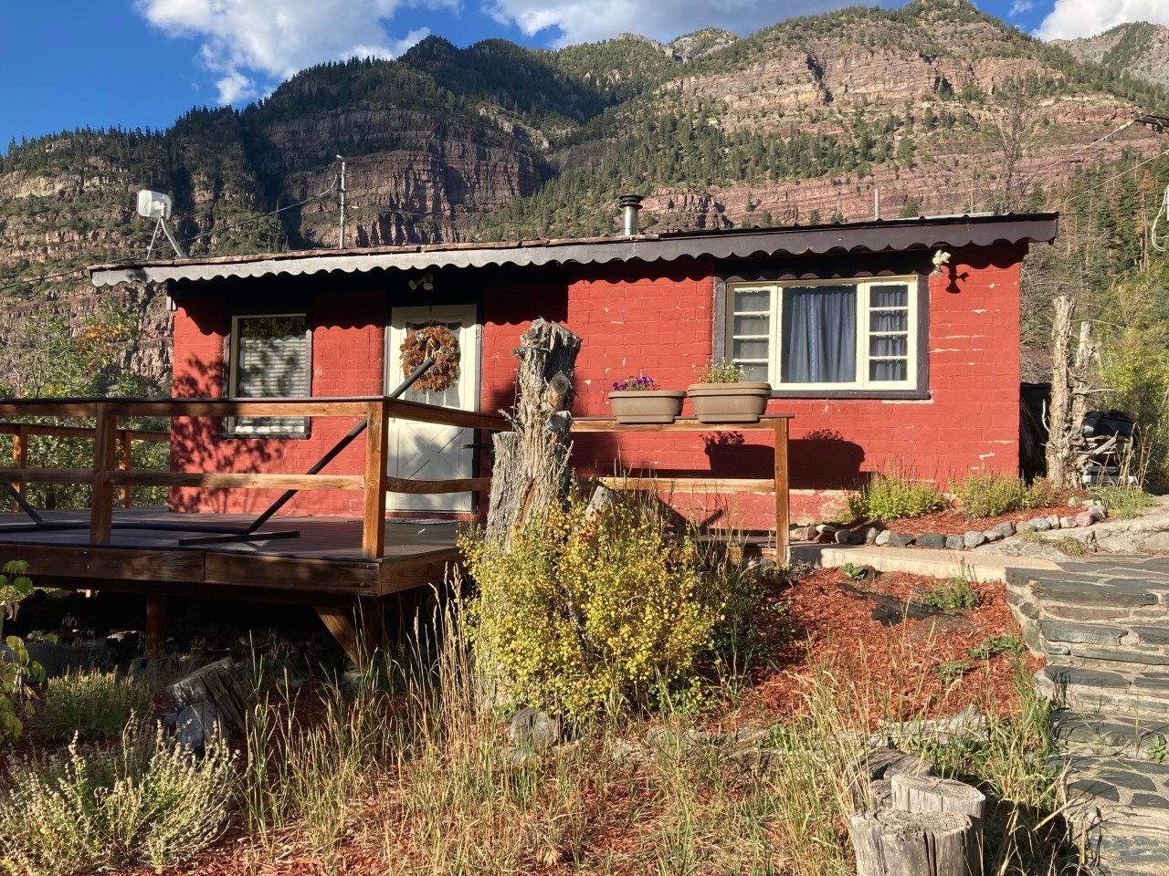Home For Sale, In Town, Ouray, Colorado