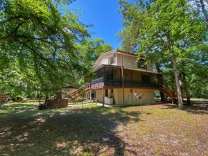 RIVERFRONT HOME ON THE SUWANNEE RIVER!