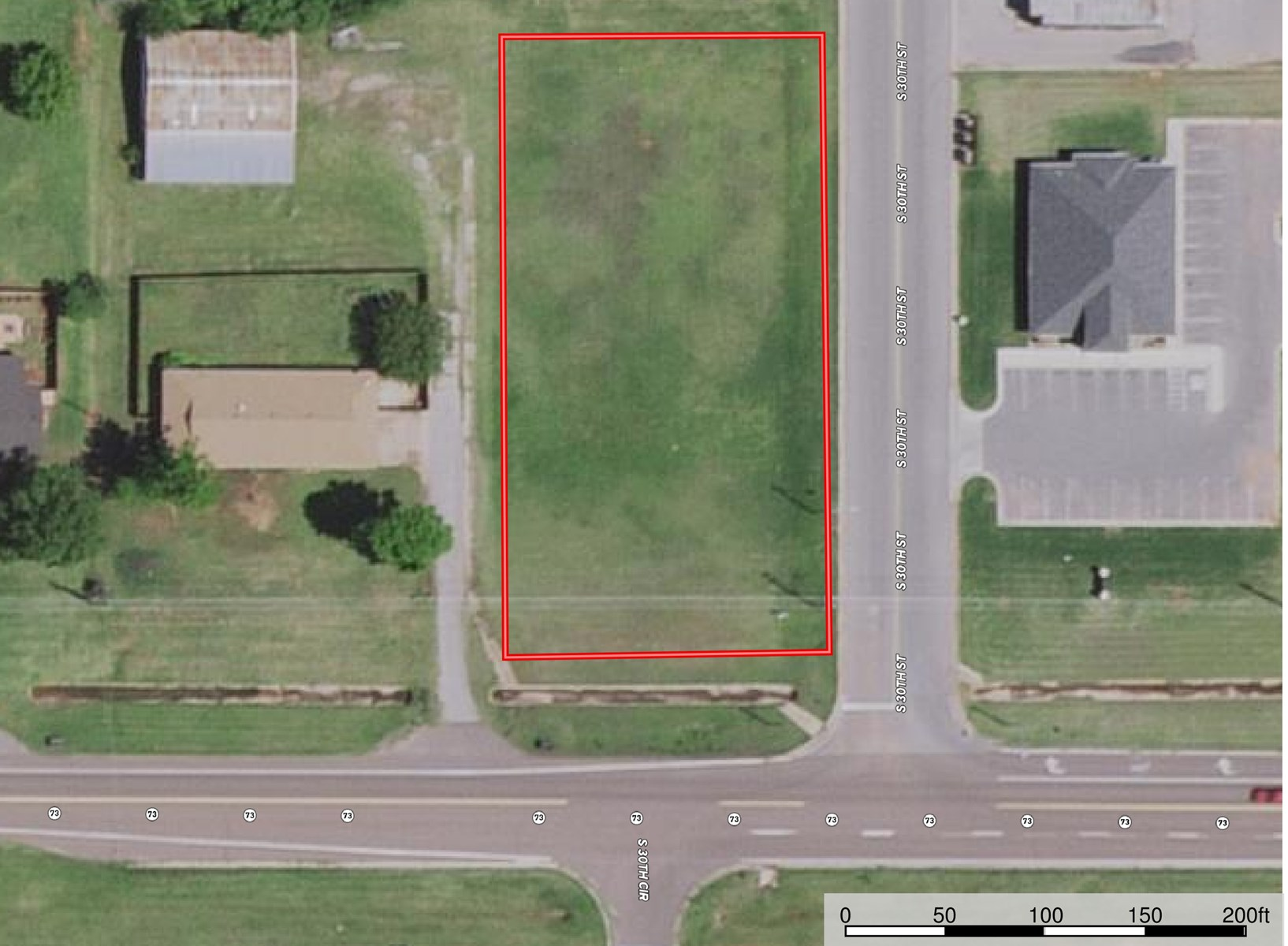 Commercial Land for Sale in Clinton, OK
