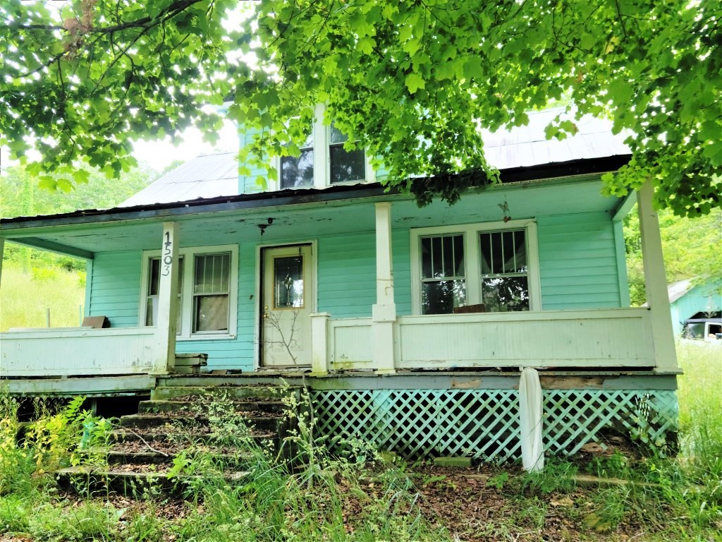 Great starter home or investment property. Needs TLC.