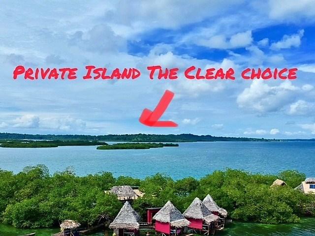 Affordable Private Island, Bocas del Toro