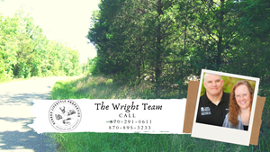 NICE WOODED LOT FOR SALE IN MOUNTAIN HOME, AR