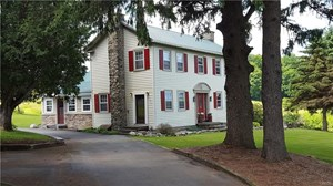 MADISON COUNTY, NY ORGANIC FARM AND BED & BREAKFAST FOR SALE