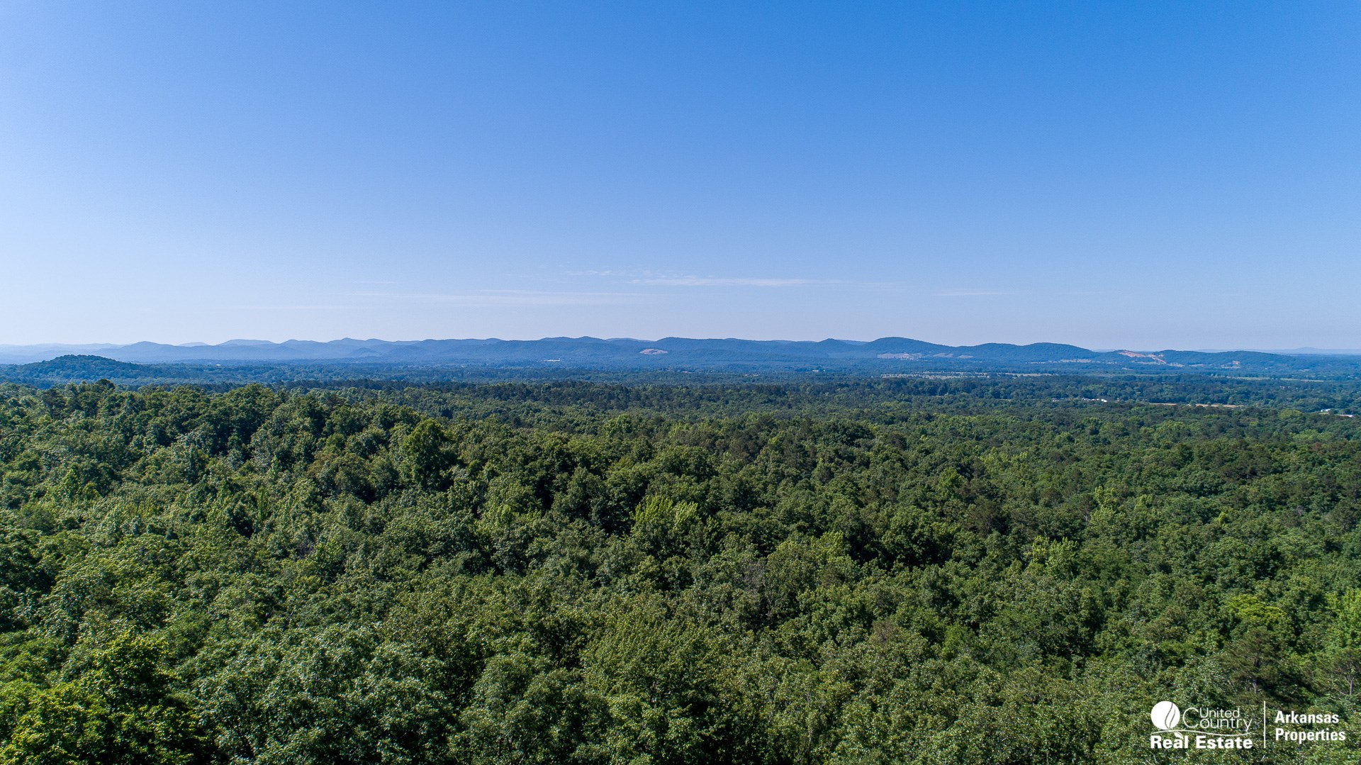 12.42  Wooded Acres close to Mena, AR