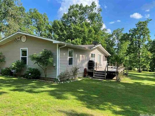 Newly remodeled country home on 10 acres Strawberry AR