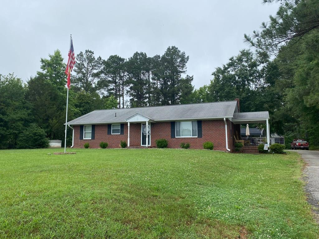 Affordable Country Home Near Buggs Island Lake, VA