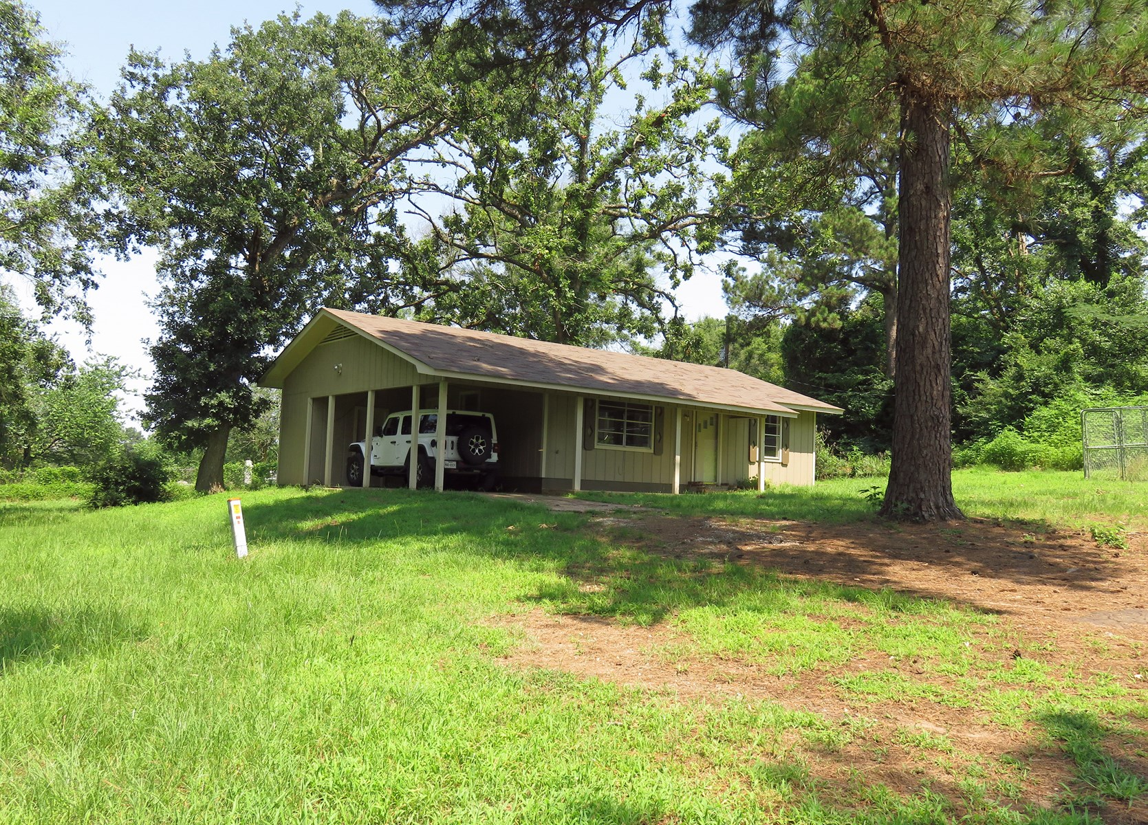 2/1 Country Home For Sale in Anderson County