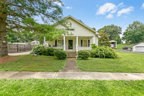 Historic Home  For Sale on Corner Lot - Bradford, Tennessee