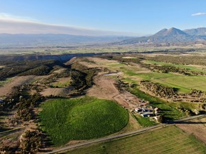 RANCH WITH 320 ACRES, TWO HOMES, IRRIGATED WITH HUNTING