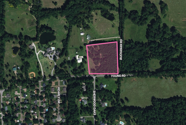 Land For Sale in East Texas Hallsville ISD