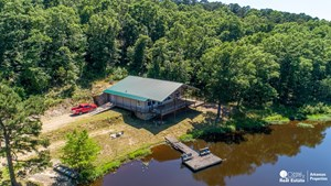 OWN YOUR OWN 11 ACRE LAKE IN MONTGOMERY COUNTY, ARKANSAS