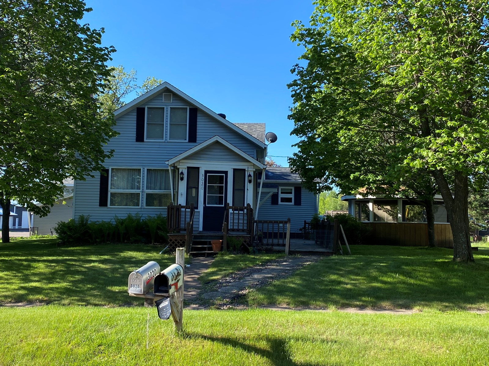 In-Town Corner Lot Home For Sale In Willow River MN