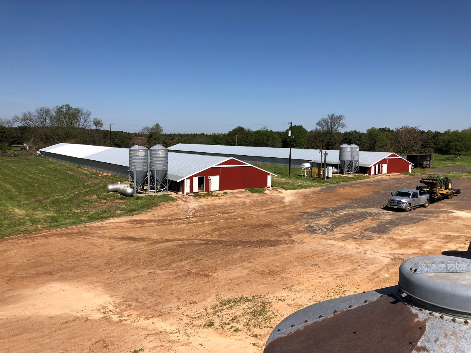 Well Performing Poultry Farm in North East Texas