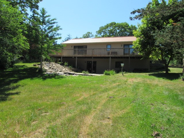 Country home with 7.17 wooded acres Marquette County WI