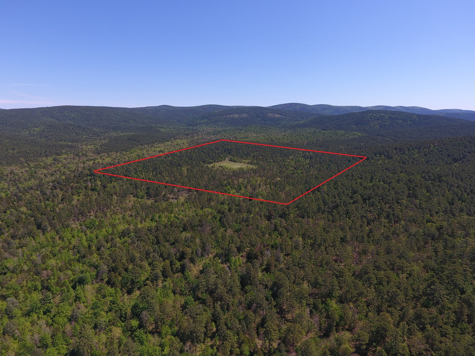 Woods Creek Recreational Property - Adjoining National Fores