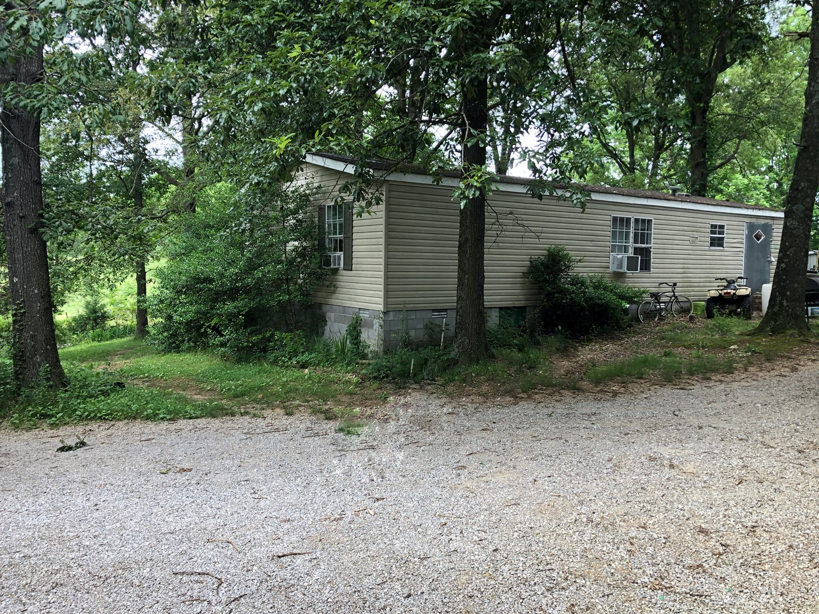 3 Bedroom, 2 bath Mobile home in Park City KY