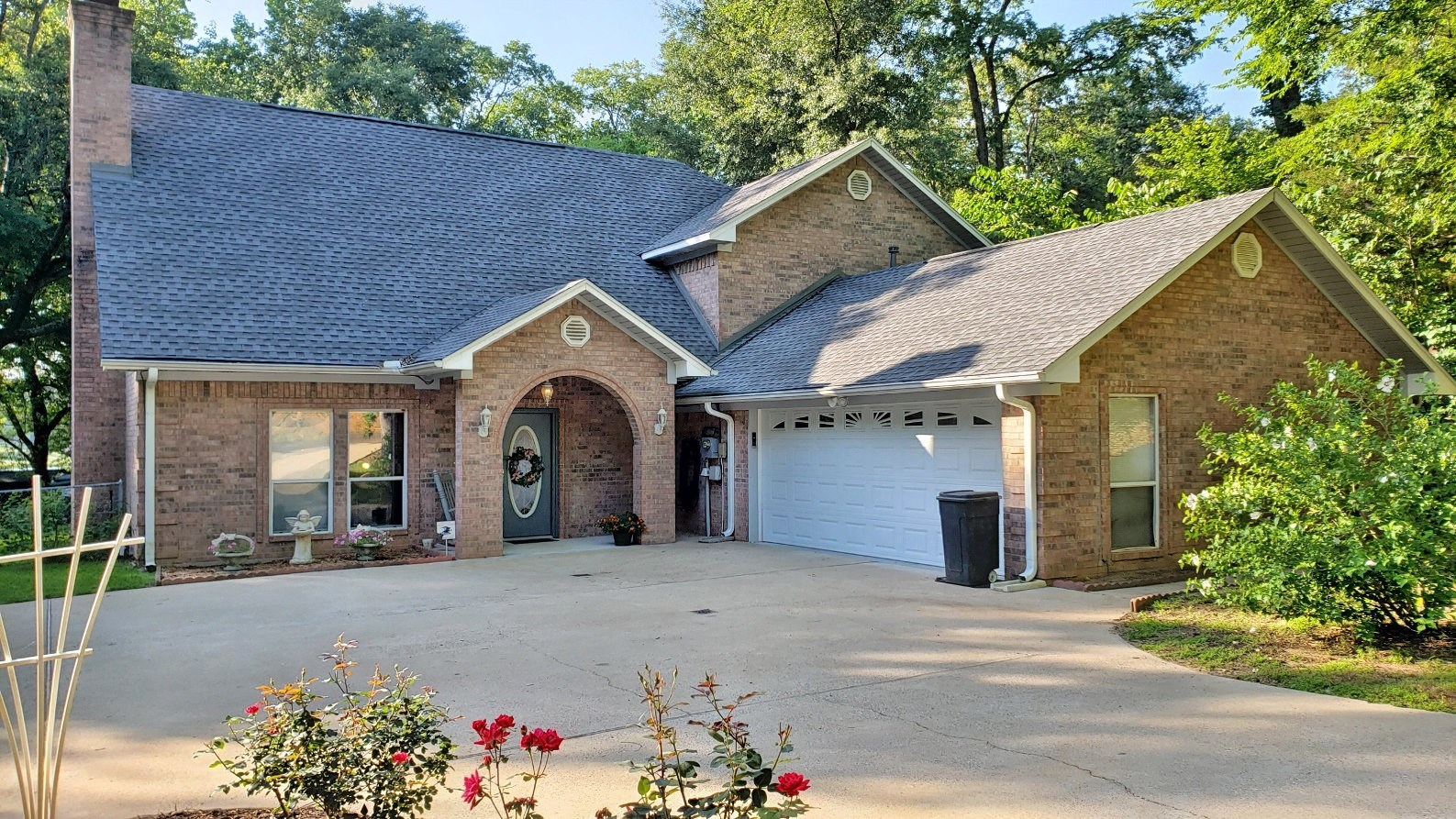 2 STORY WATERFRONT HOME FOR SALE ON LAKE PALESTINE | EAST TX