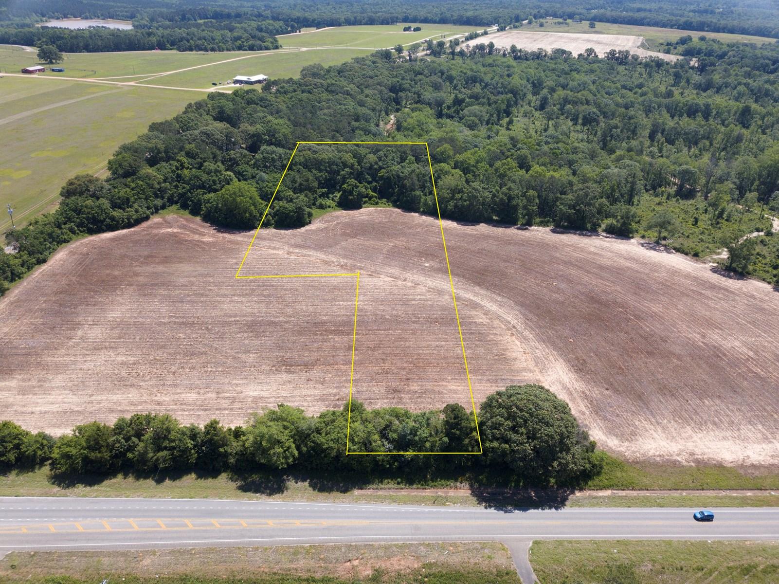 7 acres land for sale, New Brockton, AL