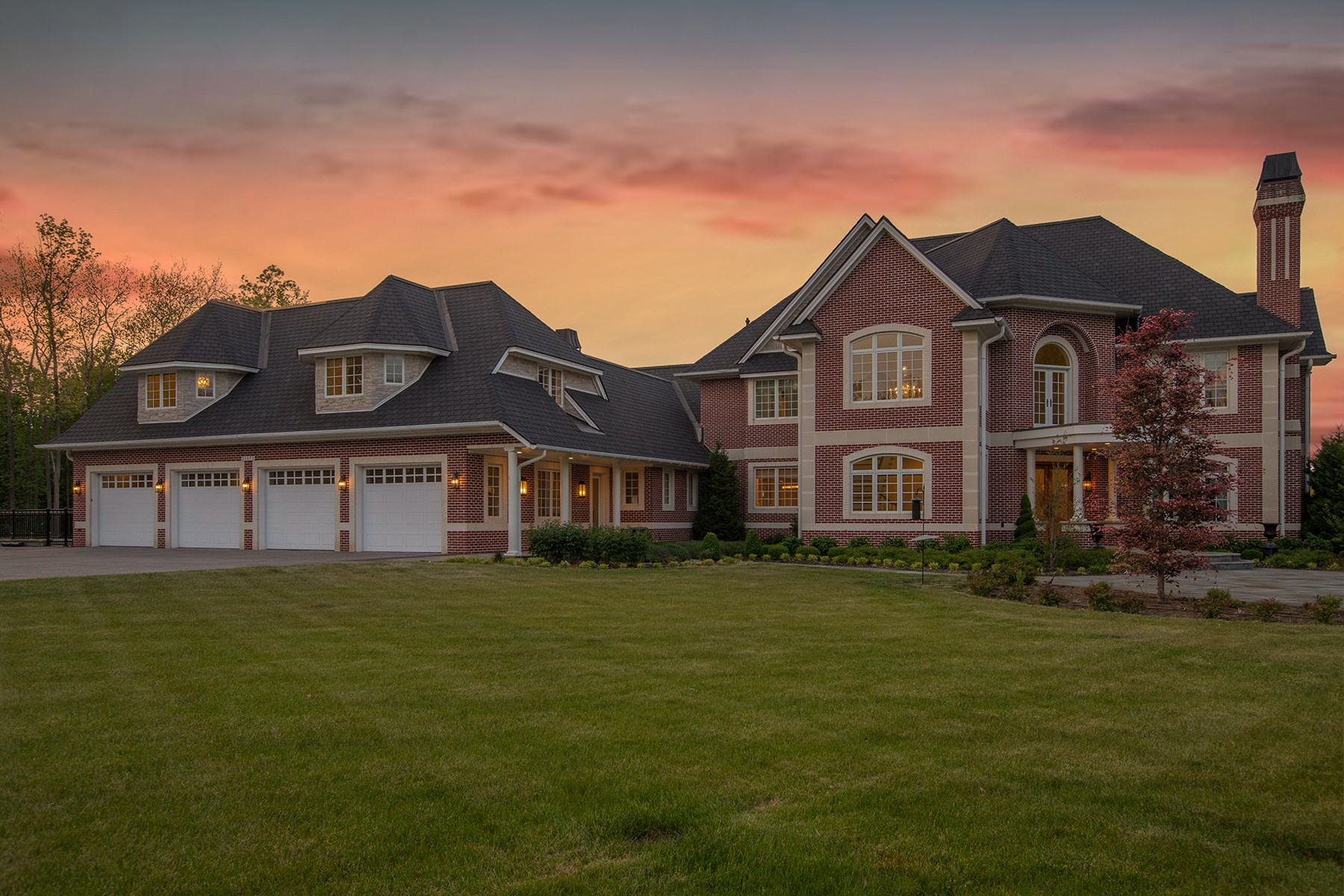 Sustainable Luxury Home For Sale in Southwest Michigan
