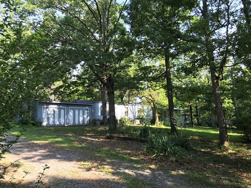 Arkansas Ozarks Country Home on 5 Acres For Sale