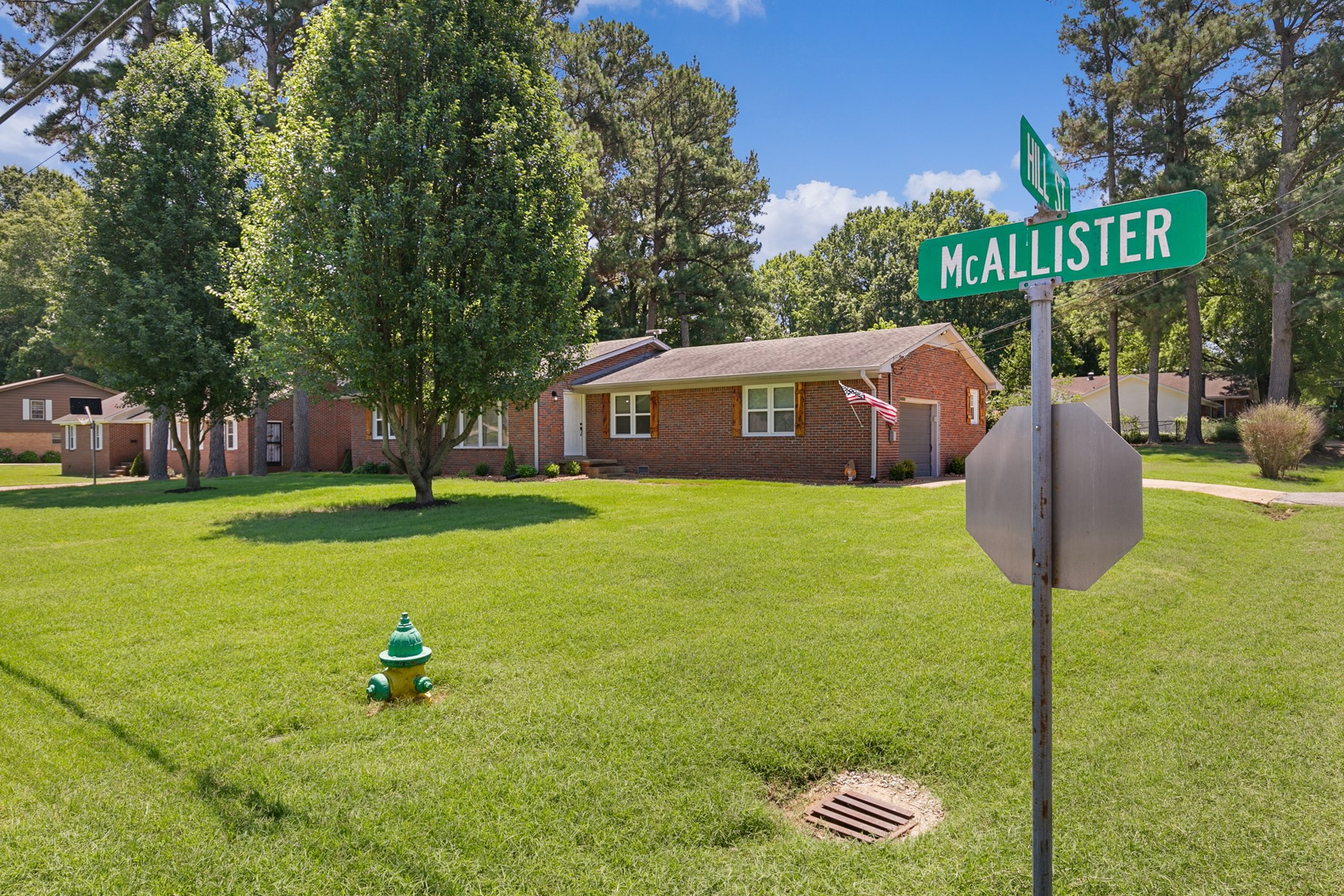 Fully Updated Ranch Style Brick Home for Sale in Milan, TN