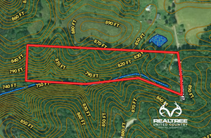 15 ACRES IN ATHENS COUNTY WITH UTILITIES