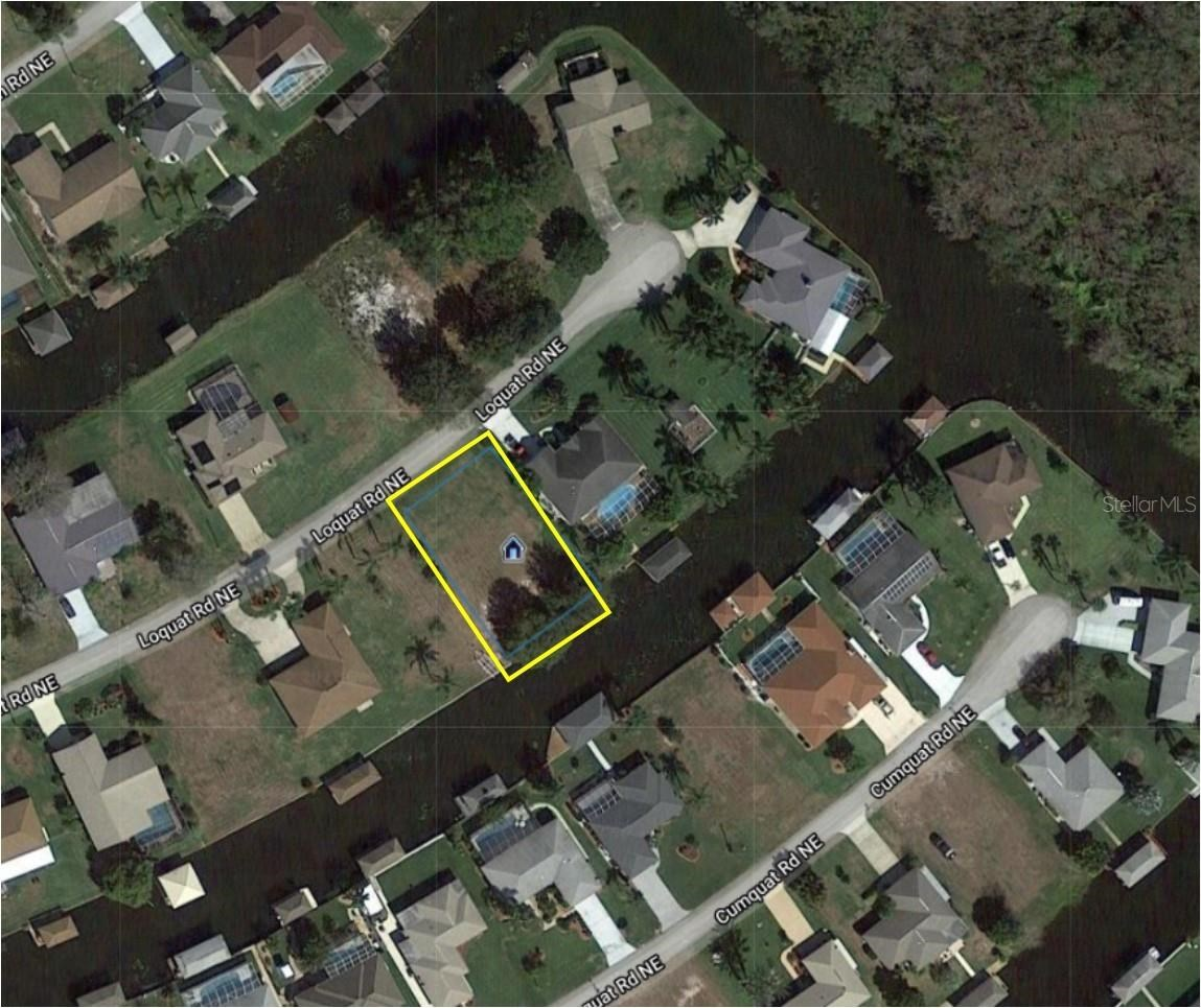 Canal Lot with Lake June access!