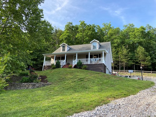BEAUTIFUL COUNTRY HOME ON 11.61 ACRES WITH GORGEOUS VIEWS