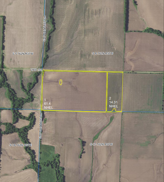 COMING SOON Tract 1 80+/- Acres Holt County, MO