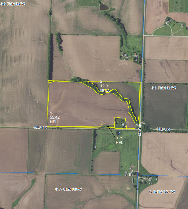 COMING SOON Tract 2 80+/- Acres Holt County, MO