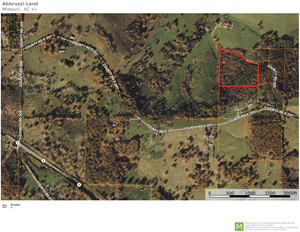 PRIVACY AND SECLUSION IN SOUTH CENTRAL MISSOURI OZARKS!