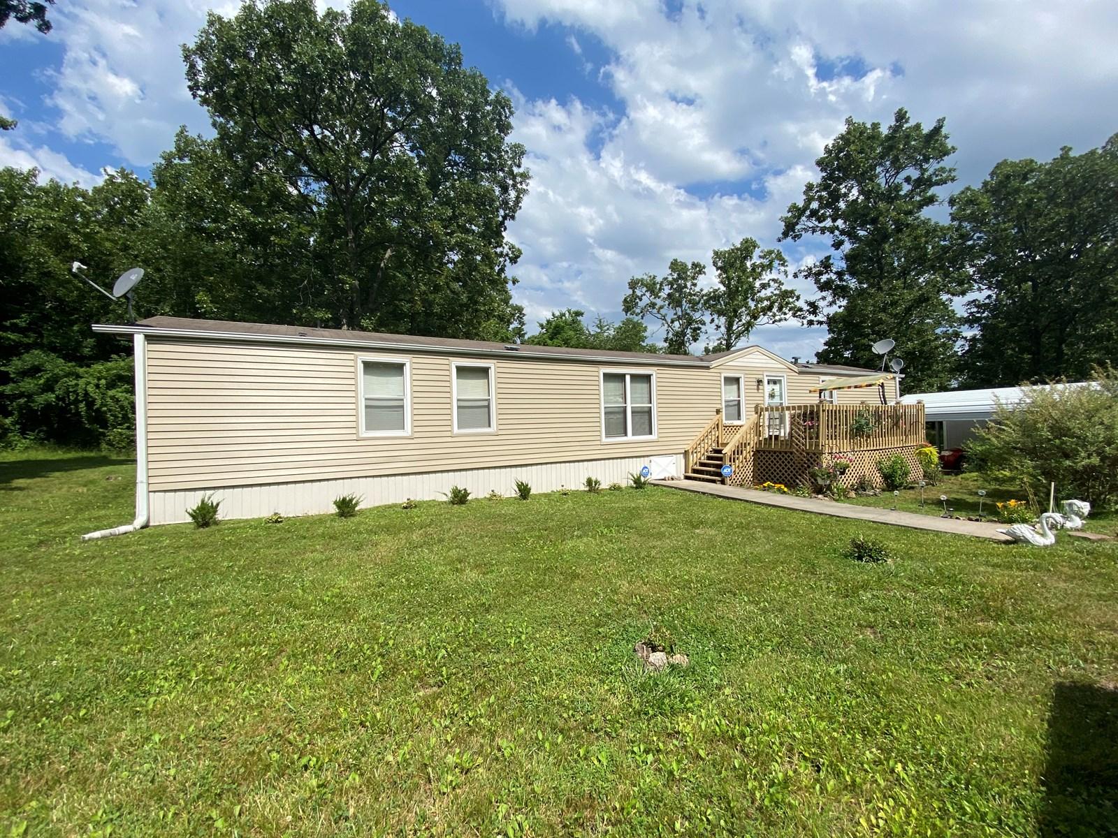 Home For Sale Galmey MO