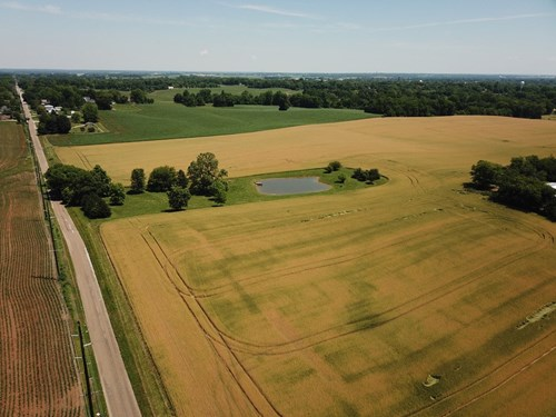 Posey County, Mount Vernon Development, and Investment