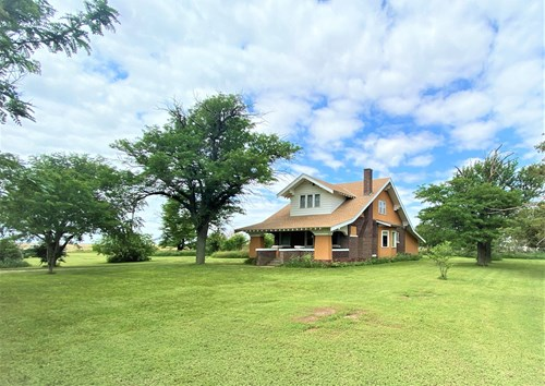 Hobby Farm with Home For Sale in Thomas County, KS - Auction