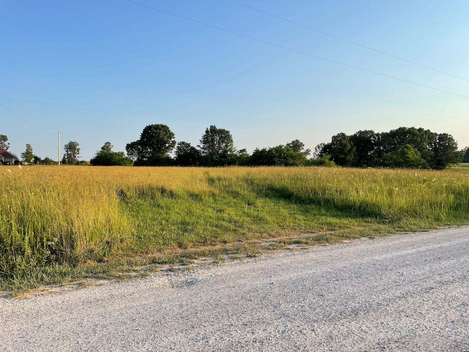 LOT FOR SALE OUTSIDE OF MOUNTAIN GROVE