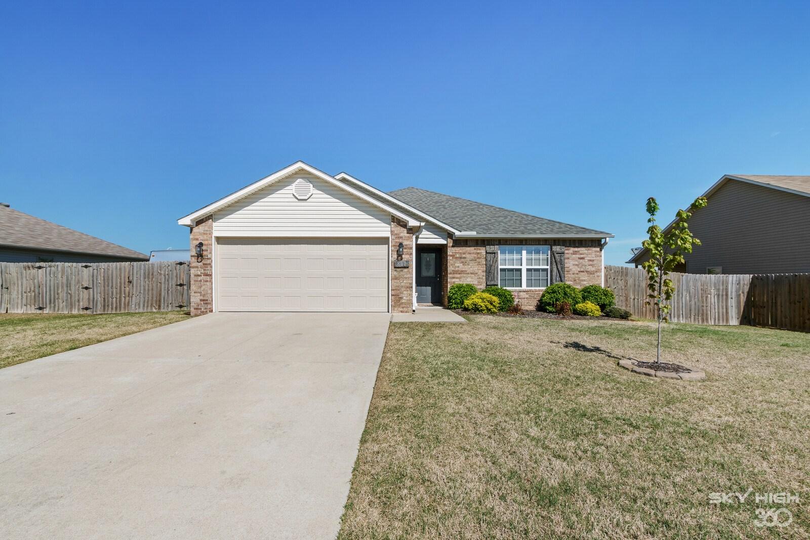 Centerton Home For Sale