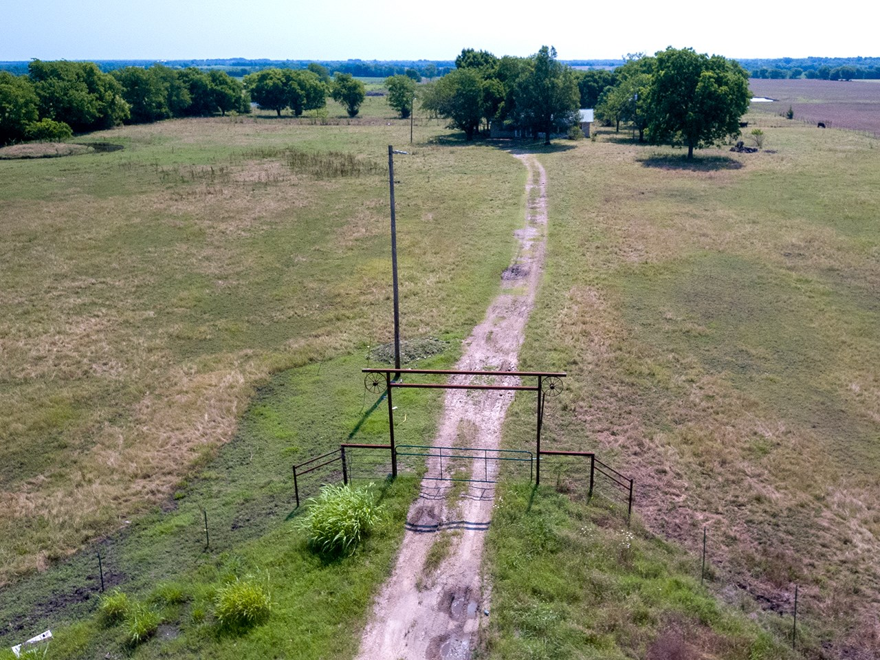 Country Home On Acreage For Sale Roxton Texas Lamar County
