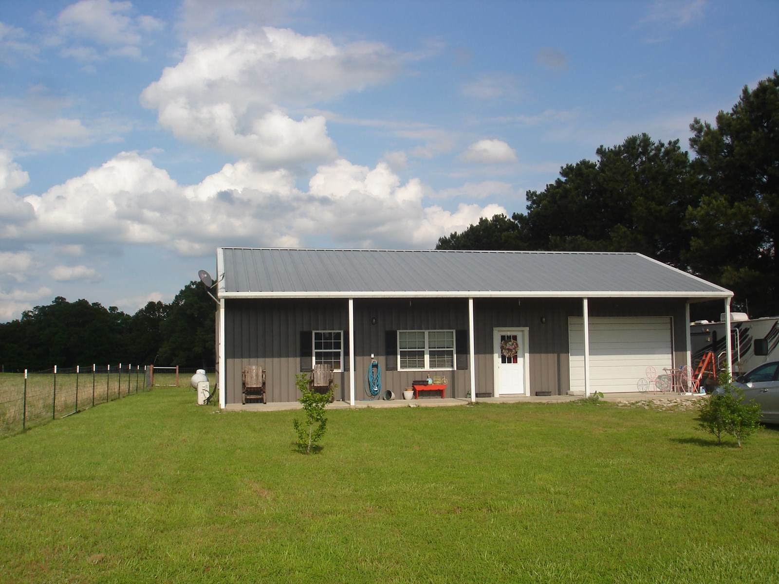 Country Home On One Acre For Sale Powderly Texas