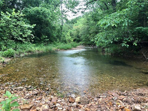 HUNTING LAND FOR SALE IN ARKANSAS